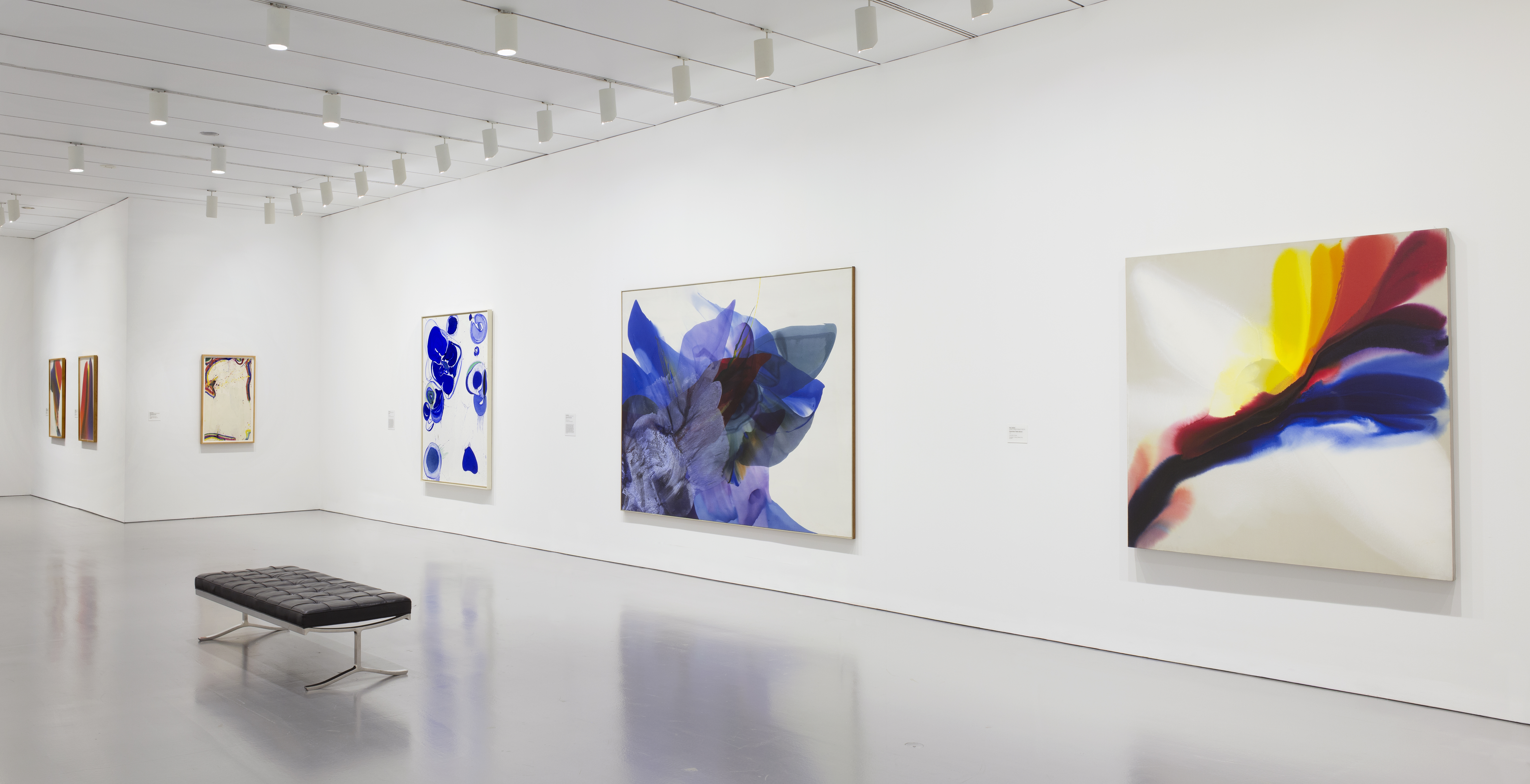 Installation view of Gravity's Edge - Hirshhorn Museum and ...
