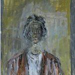 Alberto Giacometti: Annette, 1961