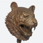 Zodiac Heads Tiger