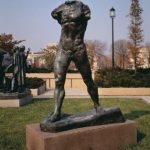 Auguste Rodin - Walking Man