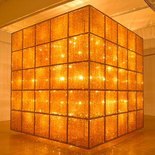 "Ai Weiwei, ""Cube Light,"" 2008"
