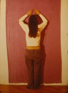 "Ana Mendieta ""Untitled (Body Tracks)"""