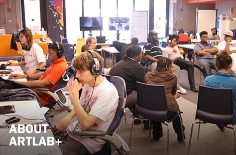 About ARTLAB+