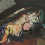 Arthur B Carles Reclining Nude