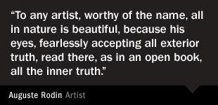 Auguste Rodin Quote