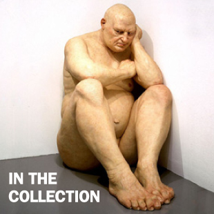 Ron Mueck In the Collection