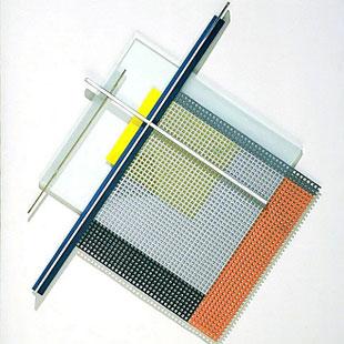 Cesar Domela Composition No. 11A