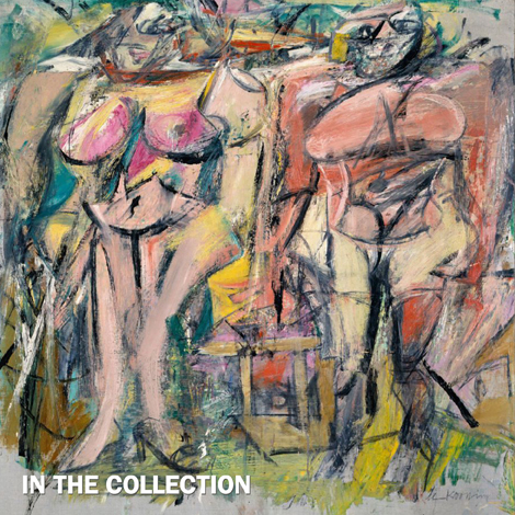 Willem de Kooning In the Collection