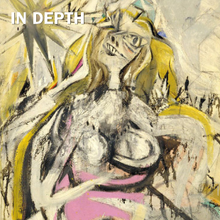 Willem de Kooning In Depth