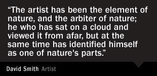 David Smith Quote