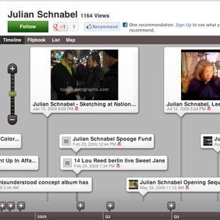 Schnabel Dipity Website