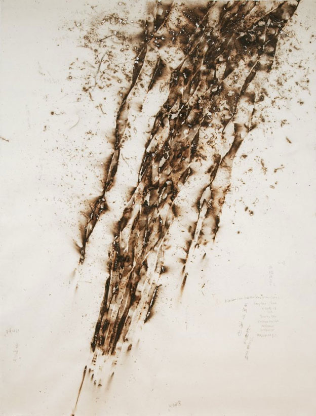"""Cai Guo-Qiang """"Tide-Watching on West Lake: Project for China Academy of Art, Hangzhou"""""""