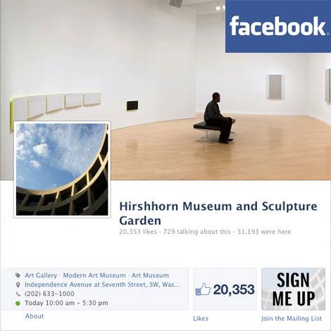 Hirshhorn Facebook