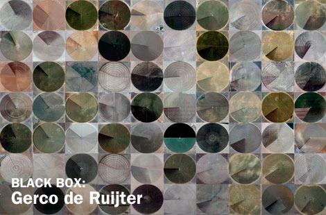 Black Box: Gerco de Ruijter, CROPS–Currently on view