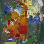 Hans Hofmann Flowering Swamp