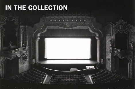 Hiroshi Sugimoto: In the Collection