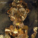 Jean Dubuffet Butterfly-Wing Figure