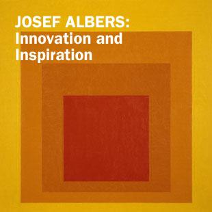 Josef Albers: Innovation and Inspiration