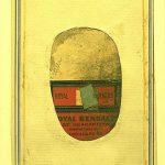 Joseph Stella Collage #4: Bookman