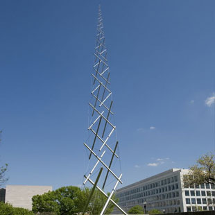 Kenneth Snelson Needle Tower