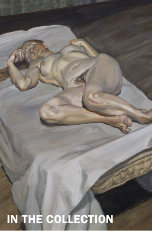 Lucian Freud: In the Collection