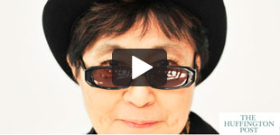 Yoko Ono on Huffington Post