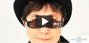 Yoko Ono on Huffington Post