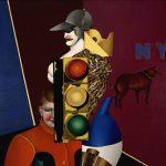 Richard Lindner New York City IV 66.3086