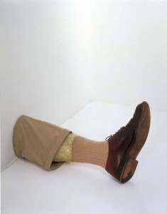 "Robert Gober ""Untitled"""
