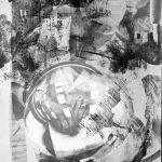 Robert Rauschenberg Stoned Moon Series Sack