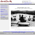 David Smith Website