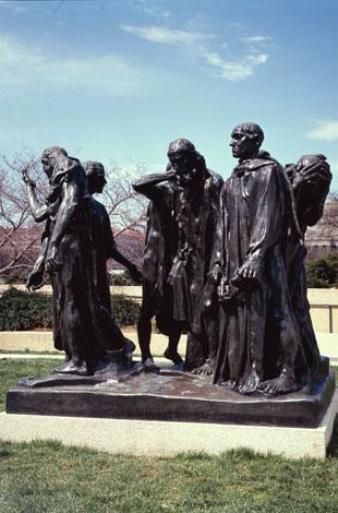 Sculpture Garden Rodin