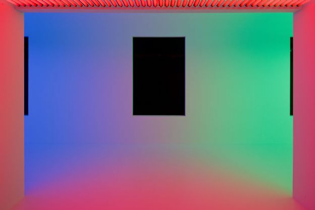 """Hirshhorn Presents """"Suprasensorial: Experiments in Light, Color, and Space"""""""