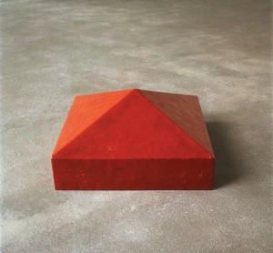 "Wolfgang Laib ""Rice House"""