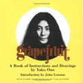 "Yoko Ono ""Grapefruit: Works and Drawings by Yoko Ono."" New York: Simon and Schuster, 1970."