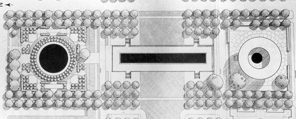 Hirshhorn Site Plan