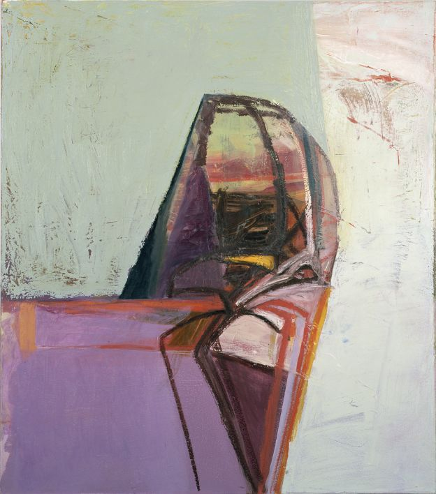 Directions: Amy Sillman, Third Person Singular