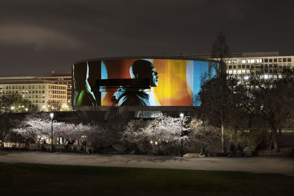 Doug Aitken, SONG 1, 2012. Mall
