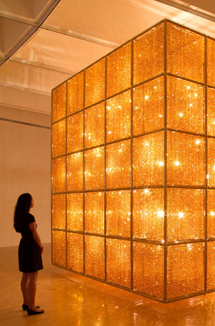 Ai Weiwei: Cube Light