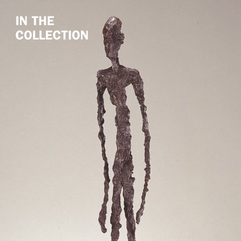 Giacometti: In the Collection