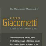 Alberto Giacometti: MoMA Exhibition