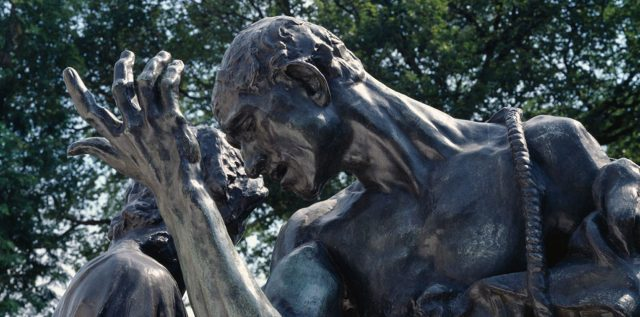 Auguste Rodin: Burghers of Calais
