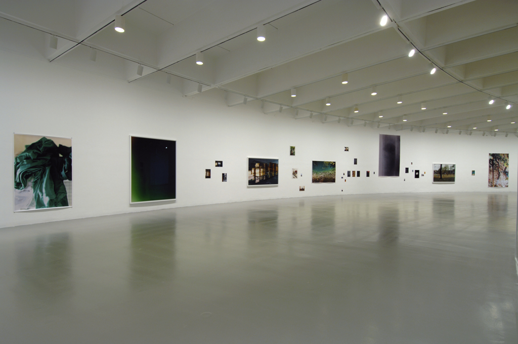 Installation shot of Wolfgang Tillmans exhibition