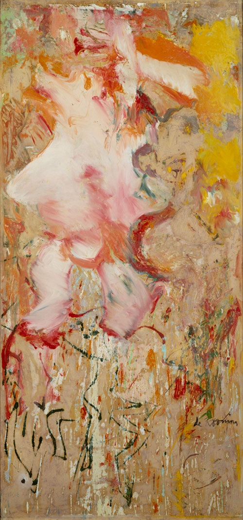 Willem de Kooning: Woman, 1964