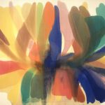 Morris Louis: Point of Tranquility