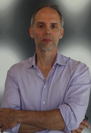 Wayne Gonzales Portrait