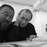 Vito Acconci and Ai WeiWei