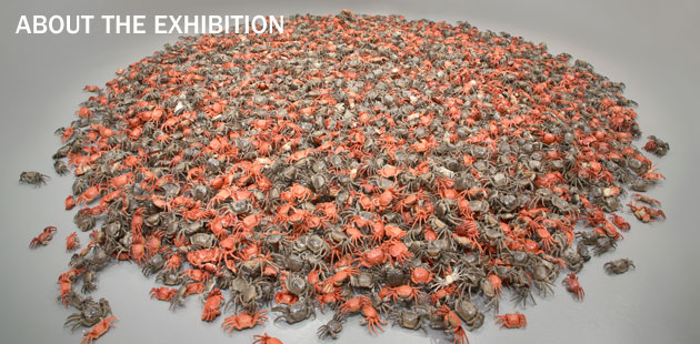 """Ai Weiwei, """"He-Xie,"""" 2010-"""