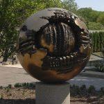 "Arnaldo Pomodoro, ""Sphere No. 6 (Sphere within a Sphere),"" 1963-1965"