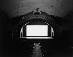 "Hiroshi Sugimoto ""Avalon Theater"""